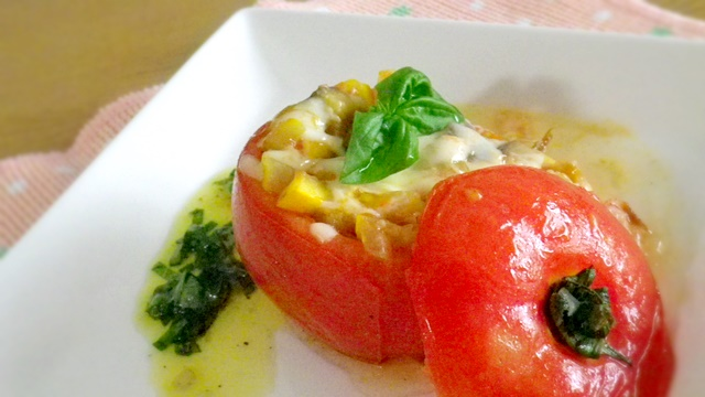 トマトのファルシィ